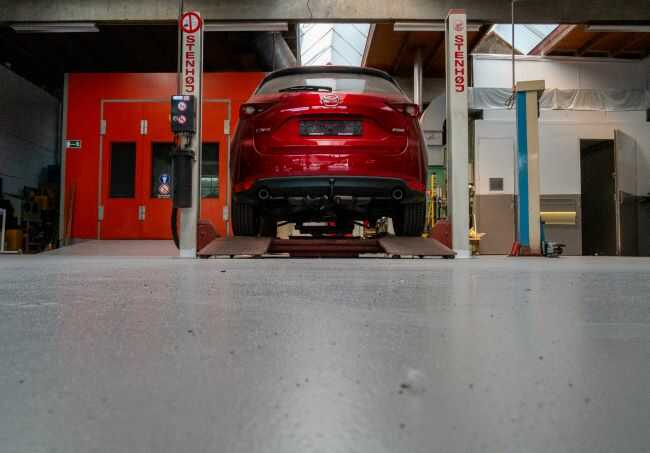 garage Thermote coating